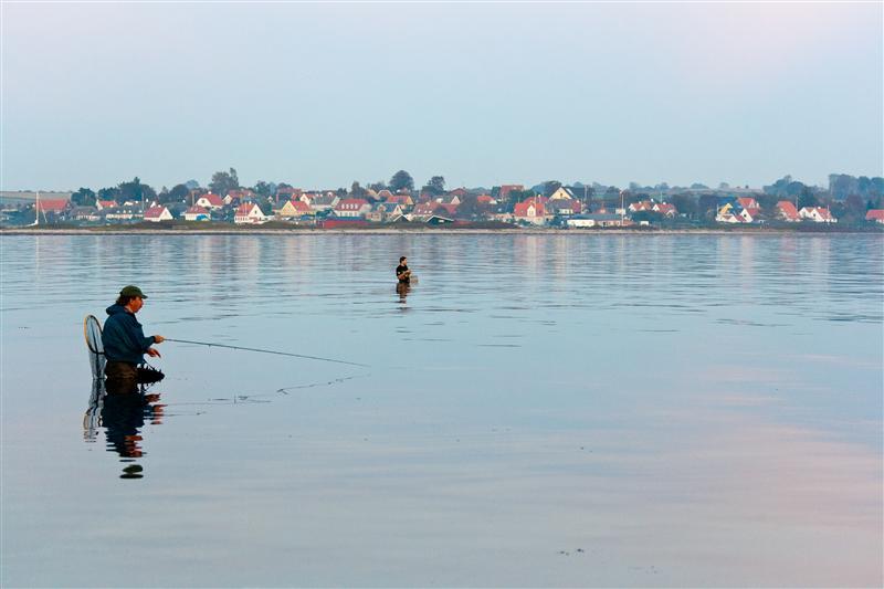 Abendliche Ruhe auf Torø