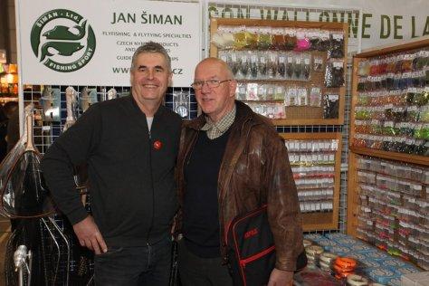 Wiedersehen mit Jan Siman