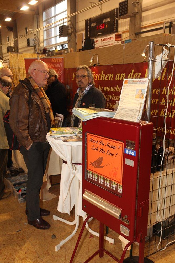 Hans-Hermann und der Fliegenautomat