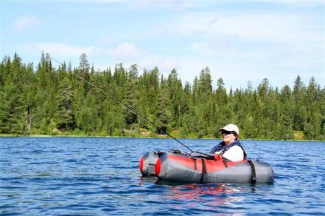 Aufregendes Angeln an Flüssen und Seen.
