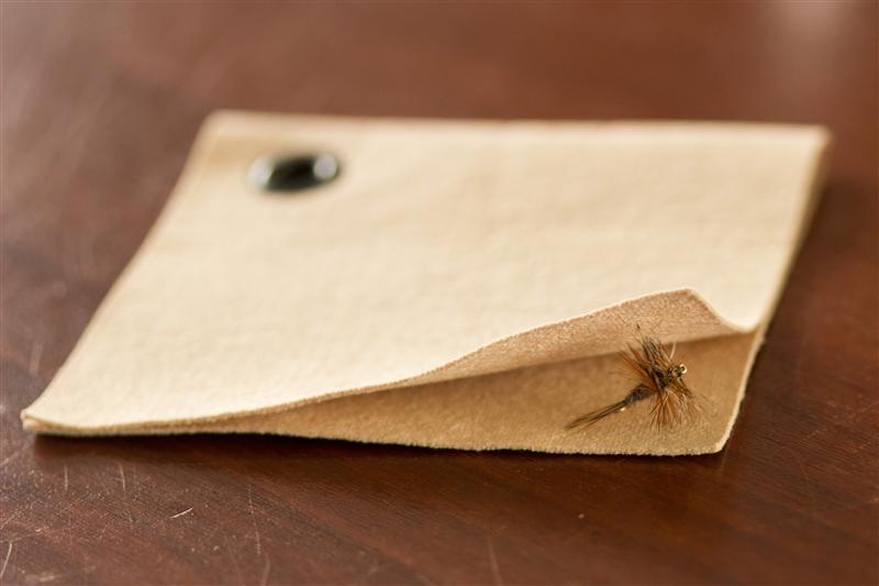 Dryfly Patch... witzig, leicht und unglaublich effektiv!
