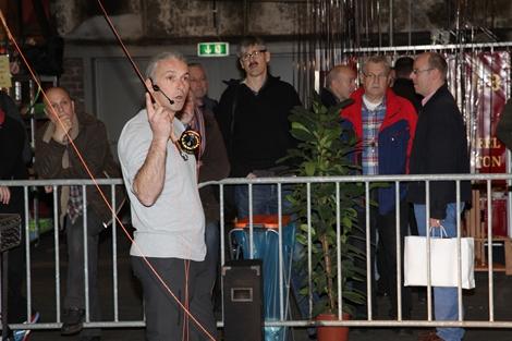 """Uwe Rieder ist """"Stammgast"""" auf der Messe Angeln!"""