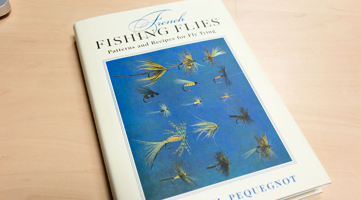 French Fishing Flies von Jean Pequegnot