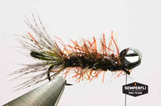 Fliegenbinden: Neues Entdecken und mal Variation anbringen