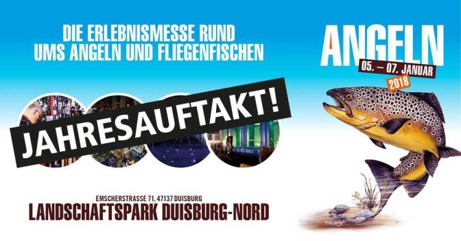 Hallo 2018… Jahresauftakt in Duisburg