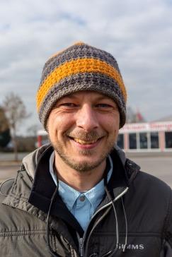 Sympathischer Franzose, begnadeter Werfer: Thibaut Giband.