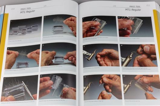 Schritt-für-Schritt wird in Kapitel 2 beschrieben, wie man die unterschiedlichen Werkzeuge nutzen kann.